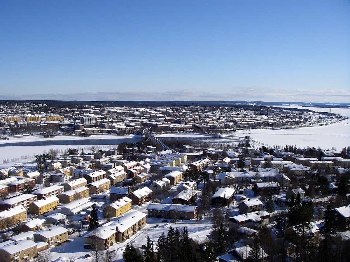 Støtte fra Nordic Innovation til prosjekt med Östersund kommune