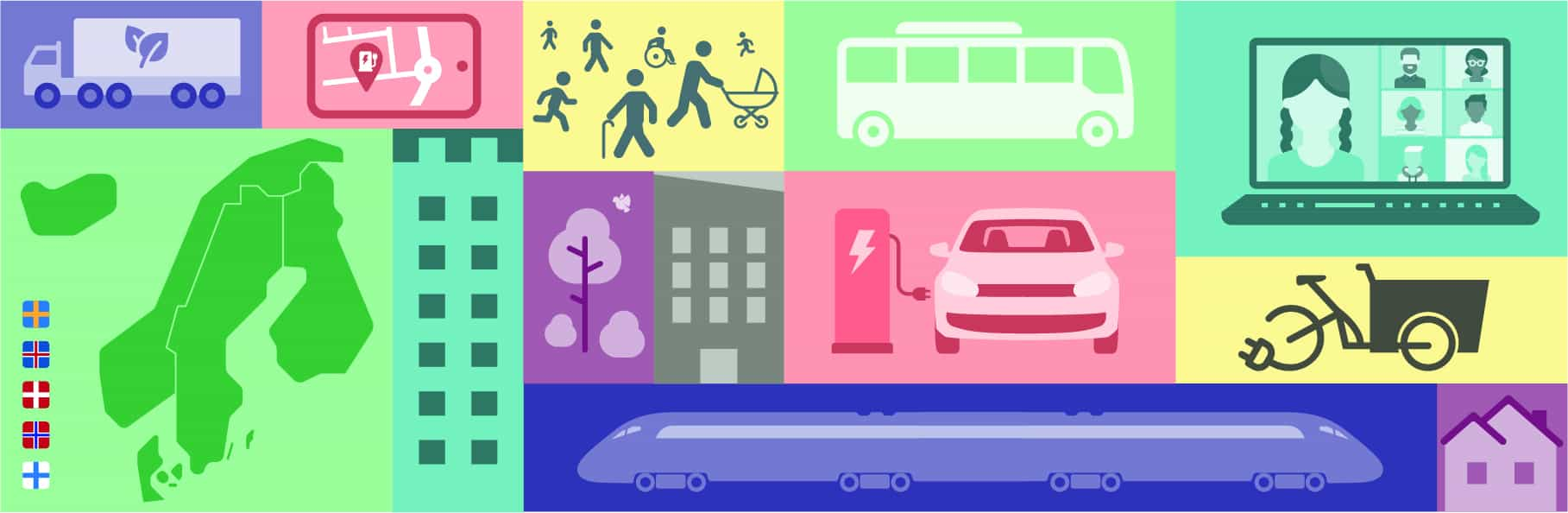 Östersundprosjektet presenteres på svenske Energimyndigheten sin konferanse Sustainable Nordic cities with focus on climate smart mobility